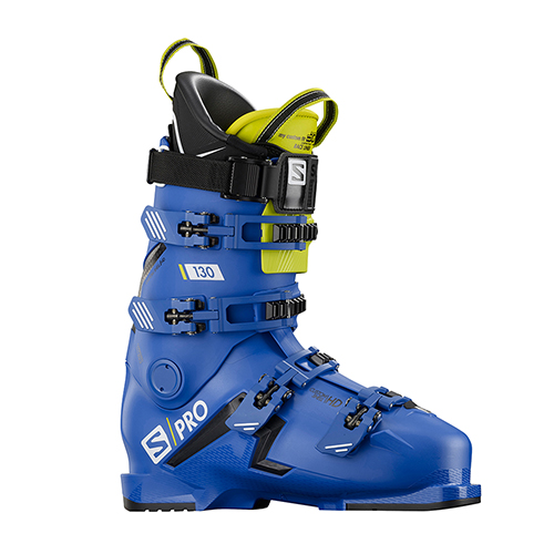 1920 살로몬 스키부츠SALOMON S/PRO 130 Bootfitter Friendly RACE BLUE/Black/Acid Gree